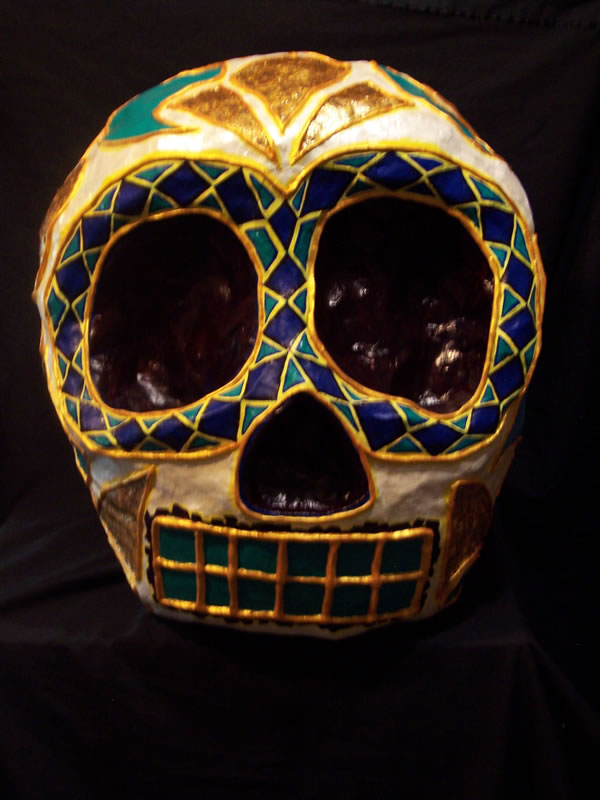 Modern Skull 3