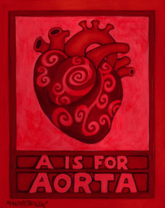 A is for Aorta, 2018