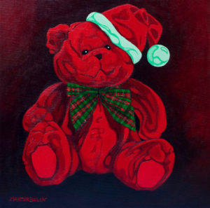 Red Ted, 2018
